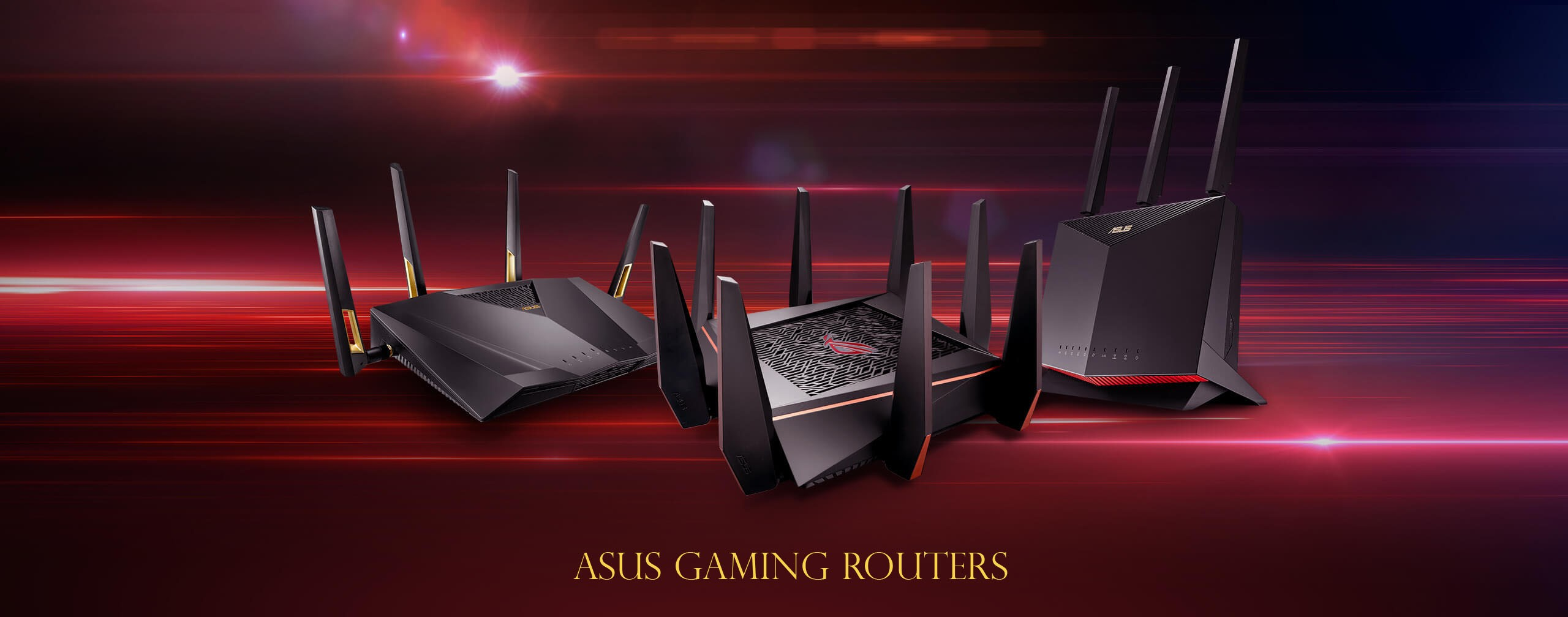 Router Gaming